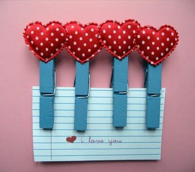 Family love notes.  Add picture and magnet.  Magnetic baskets.  One, for index cards and one for old notes.  Save and bind for christmas