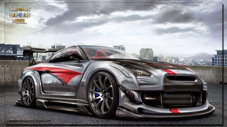 foto mobil sports modifikasi