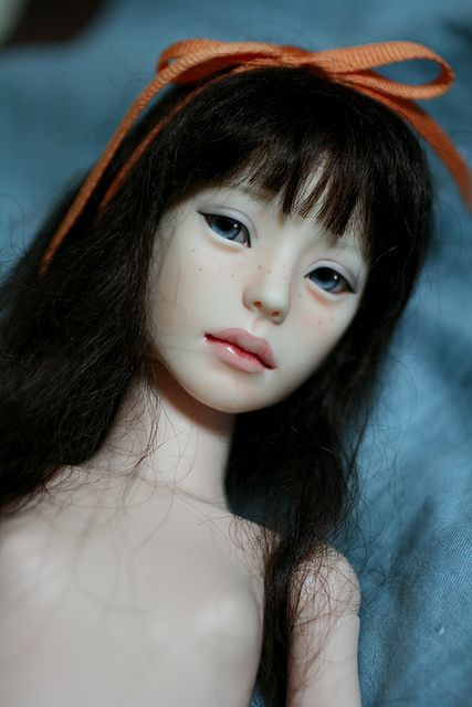 at MIDNIGHT.. with HeeAh | customized doll / Fall in love He… | Flickr