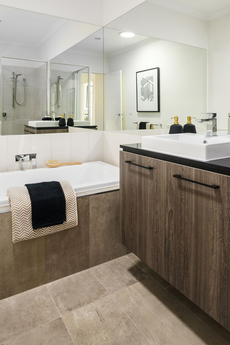 Alexandra 293 bathroom on display at Habitat, Tarneit.