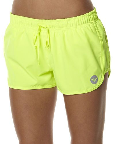 ROXY RACE PACE SHORT - RADIENT YELLOW