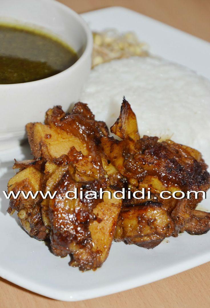 Diah Didi's Kitchen: Rawon Iga Bakar