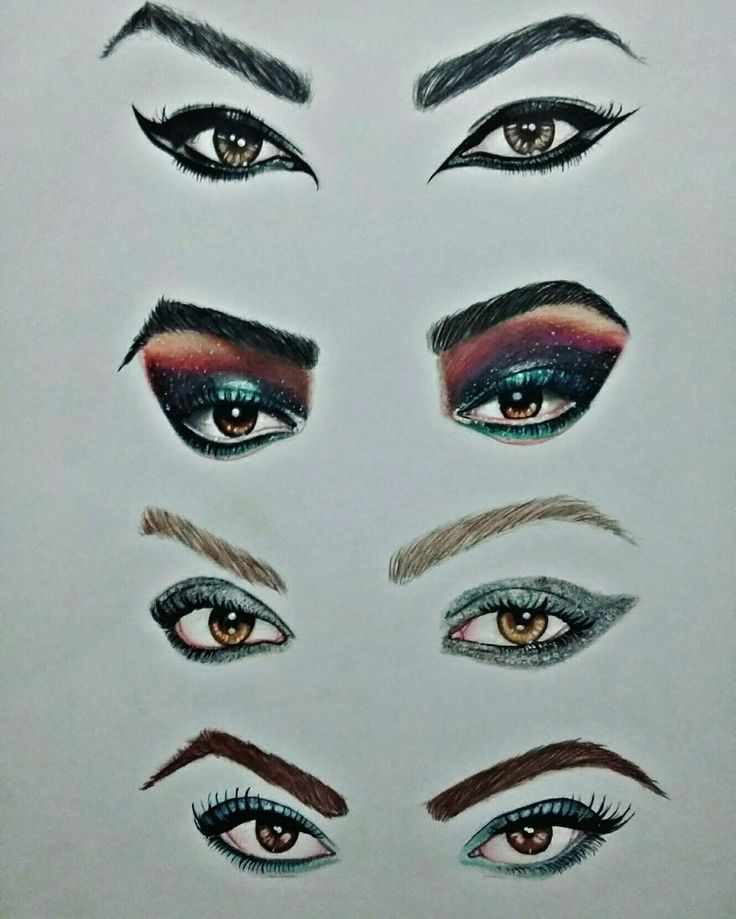 Instagram:@marcoallrelio Beyoncé Eyes-Álbum Visual Superpower,Mine,Haunted And Blow. #beyonce#eyes#makeup