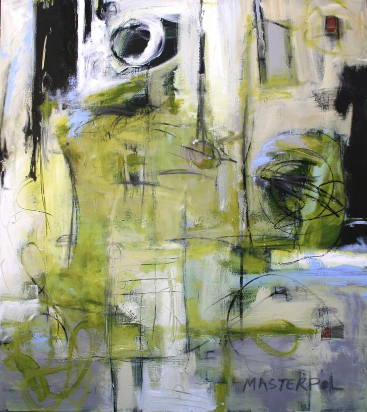 ABSTRACT EXPRESSIONISM ROSE MASTERPOL 86 best