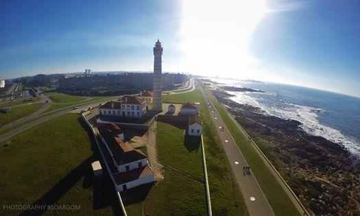 Farol da Boa Nova, Leça da Palmeira #ldp #farol #gopro #drone #matosinhos #porto   FB: http://bit.ly/fbsoargom TWITTER: http://bit.ly/sgTwit G+: http://bit.ly/sgGplus