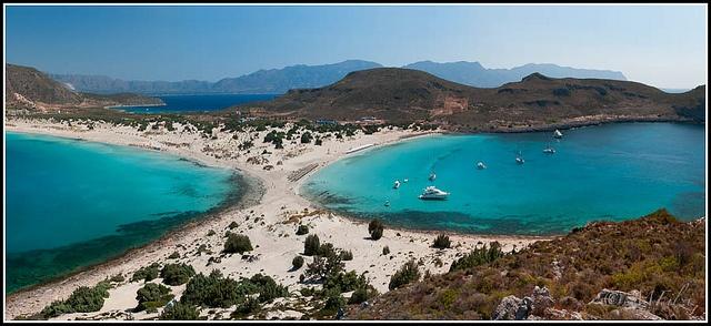 Simos beach, Elafonisos, Greece