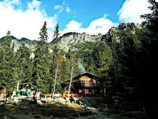 Zamkovskeho chata