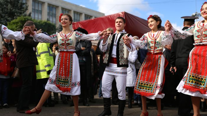 Your Guide to the Annual Moldovan Wine Festival