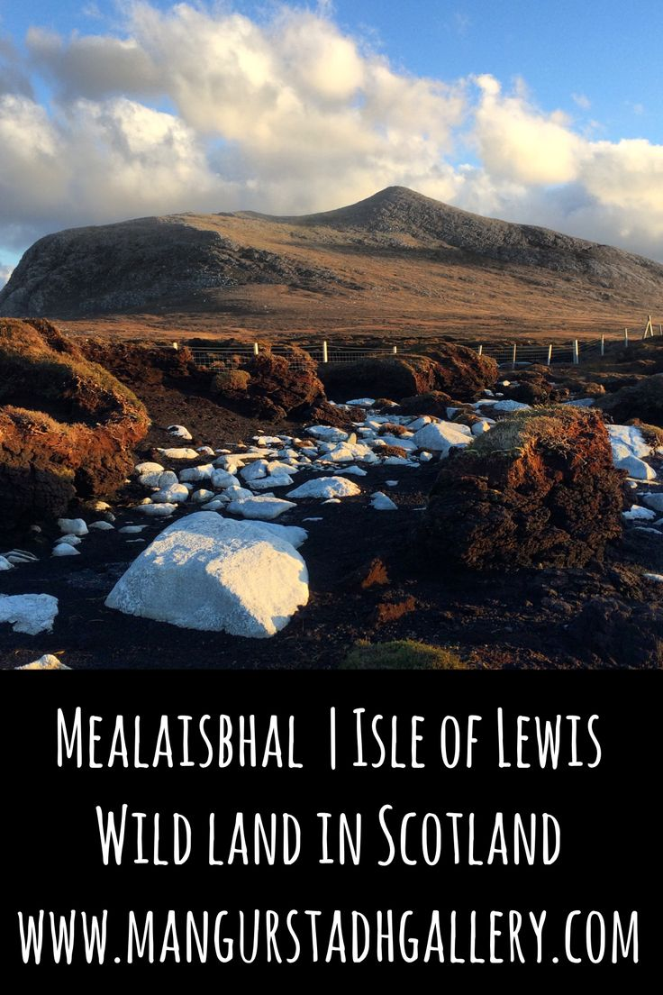 Hike to the top of Mealaisbhal and over the summit and you'll find yourself in a Scottish 'Wild Land Area'. Harris - Uig Hills, Outer Hebrides.