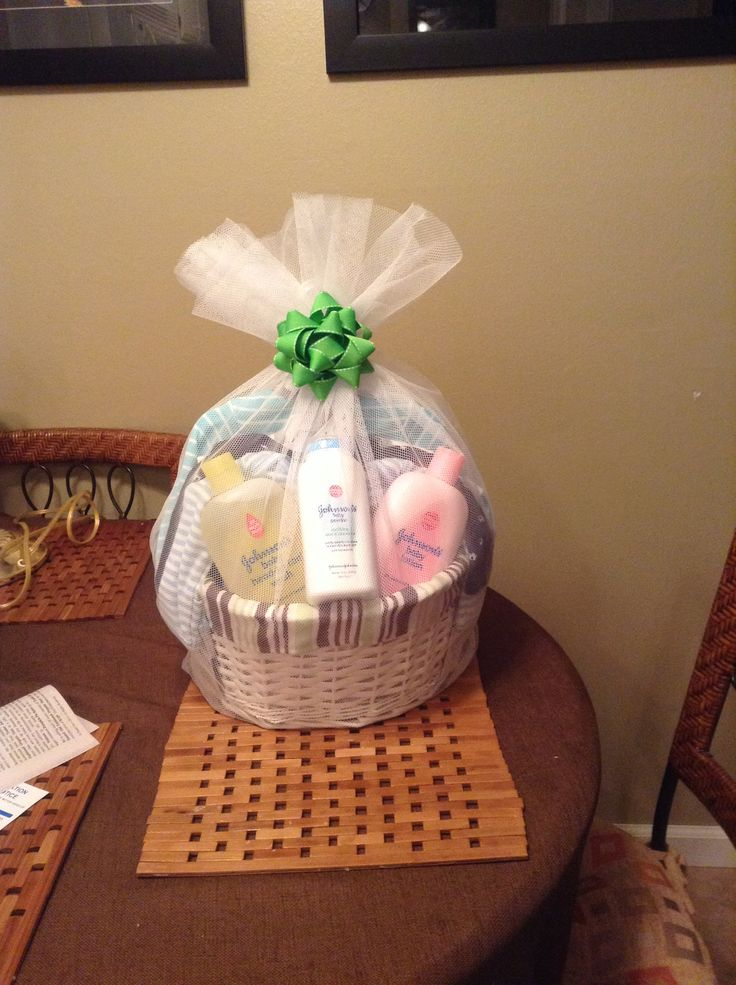 best gift baskets images on   gift baskets, gift, Baby shower invitation