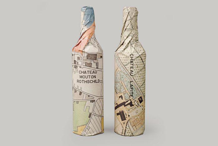 Waddesdon Wine: RothschildCollection - The Dieline -