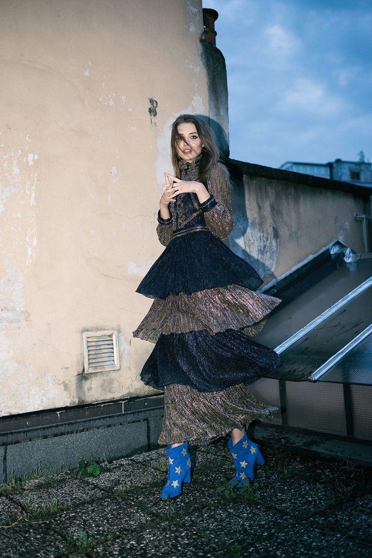 Editores exclusivos de moda junho de 2017 Anastasia Krivosheeva de Saint Yvy - Editoriais de moda