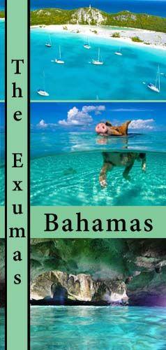 All about The Exumas and Exumas Cay, Bahamas