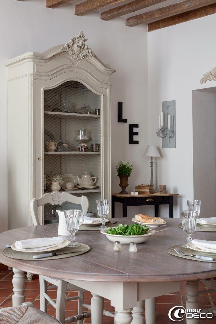 Ordinaire Deco Maison Shabby Chic #15: Une Maison De Famille En Picardie ~ E-magDECO : Magazine De Décoration