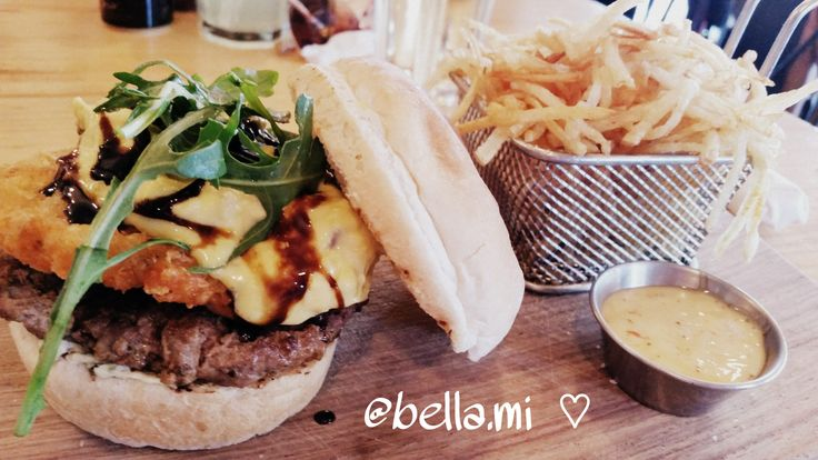 Gourmet burgers at their best.... only at Republik in Durban