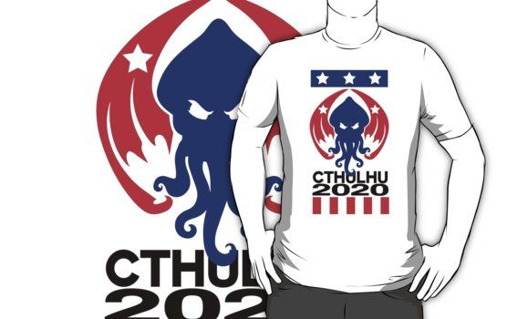 Cthulhu for president 2020
