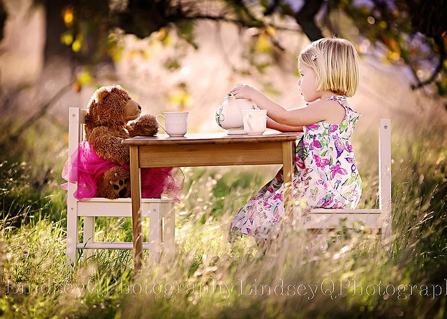 Tea and Bear Time