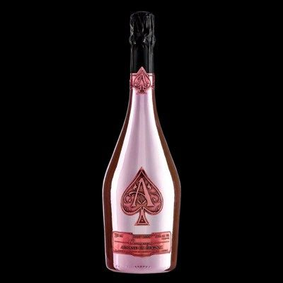 ARMAND DE BRIGNAC ROSE @Concierge4U