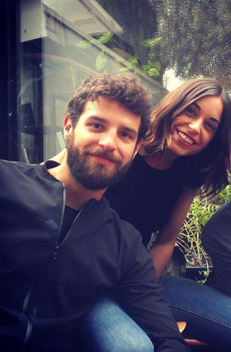 Carlota Baro y Francisco Ortiz | Amour | Pinterest ...