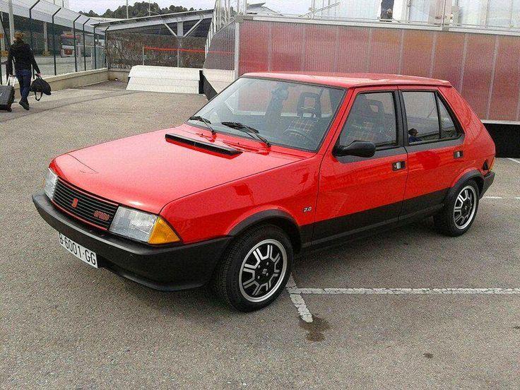 c.1985 SEAT RONDA CRONO