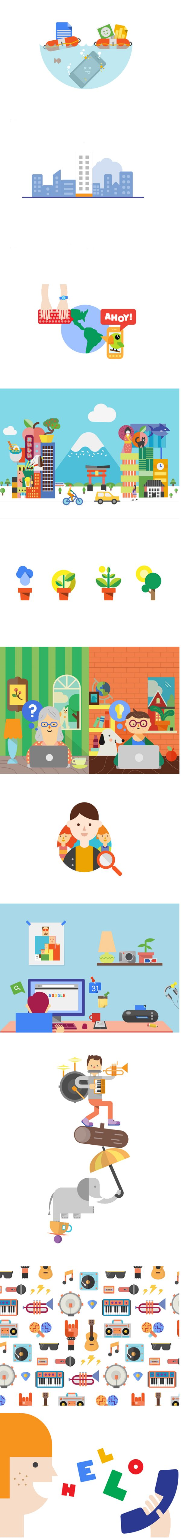 Google Illustrations