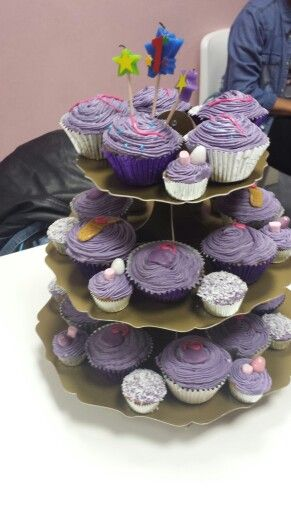 Doc McStuffin Cupcakes