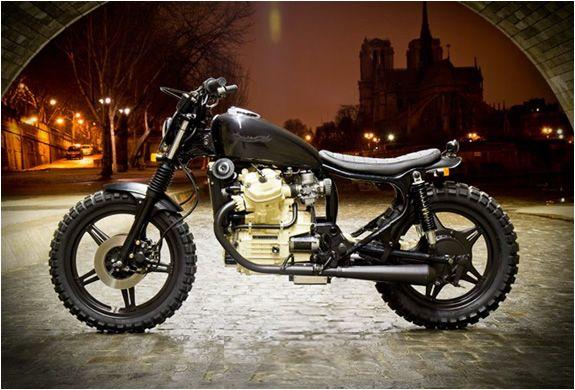 HONDA CX500 | BY RIVE GAUCHE KUSTOMS