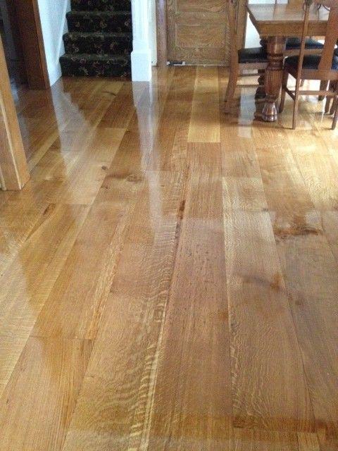 Wide Plank Quarter Sawn White Oak Flooring In New Jersey Quarter