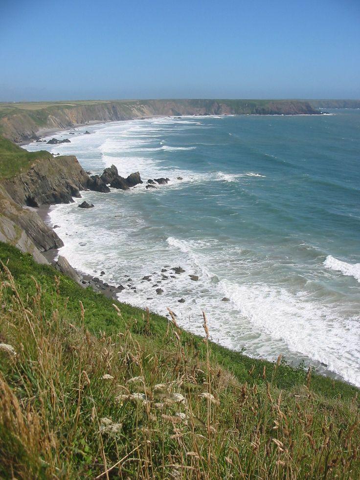 Marloes peninsula, Pembrokeshire coast, Wales