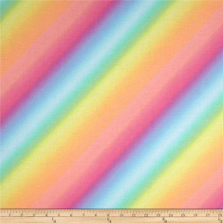 Kanvas Kat-tastic Rainbow Pastel from @fabricdotcom  Designed by Greta Lynn for Kanvas with Benartex. This fabric is perfect for quilting, apparel and home decor accents. Colors include aqua, blue, pink, coral, green, yellow and purple.