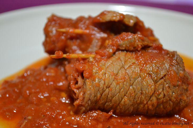 Involtini al pomodoro Bimby • Ricette Bimby