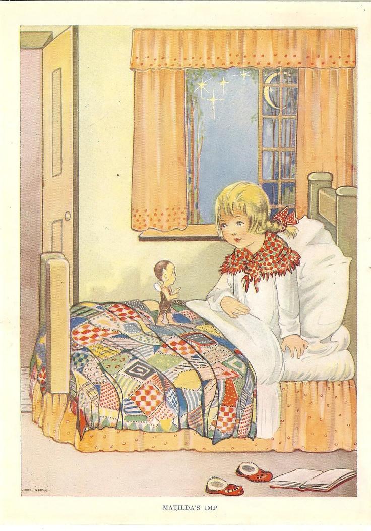 158 Best Images About Vintage Illustrators On Pinterest