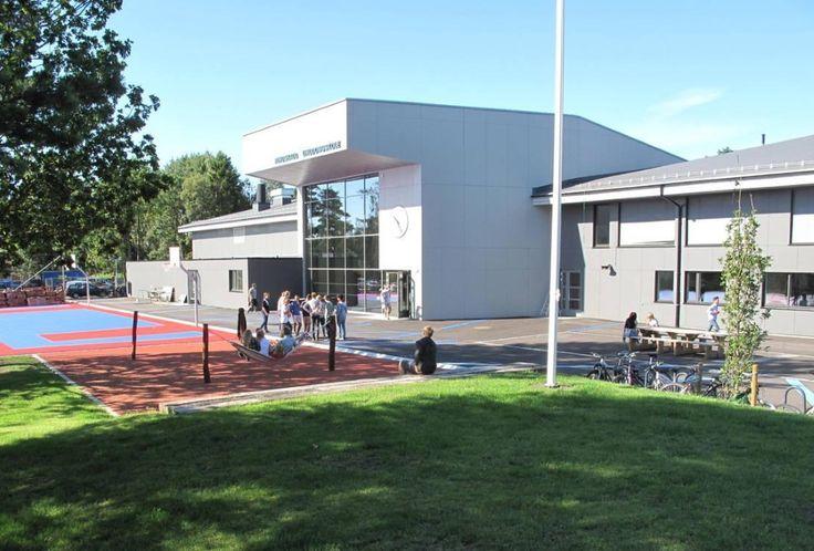Fysisk læringsmiljø - Utdanningsdirektoratet - Ringshaug ungdomskole, Tønsberg