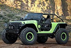 Take the Hellcat's 707HP V8, Drop it in an Off-Road Vehicle, and You Get the Jeep Wrangler Trailcat - TechEBlog
