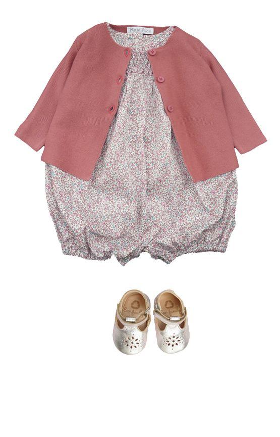 Marie Puce Paris - vêtements de créateur pour enfant - Looks Bébé