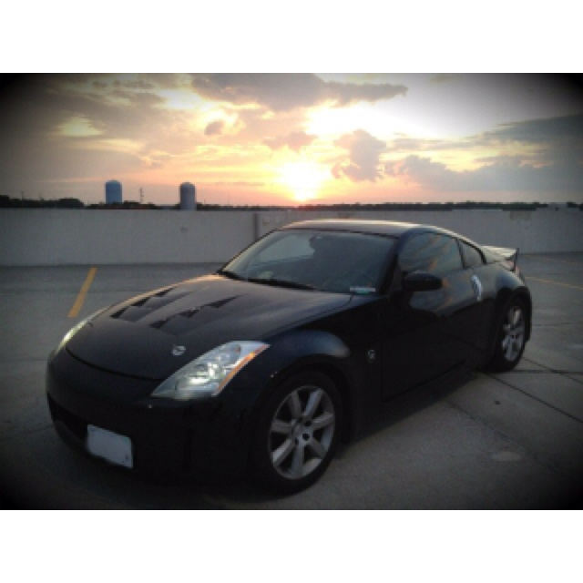 My 350z Looking Awesome As Always.
