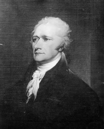 A biography of alexander hamilton a founding father of the united states