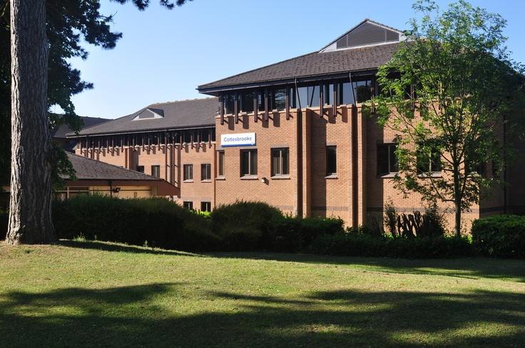 Cottesbrooke Building, Park Campus