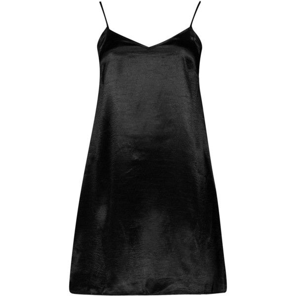 Boohoo Night Emmaline Satin Slip Dress ($35) ❤ liked on Polyvore featuring dresses, satin cocktail dress, nude dresses, bodycon party dresses, maxi party dresses and satin slip dress