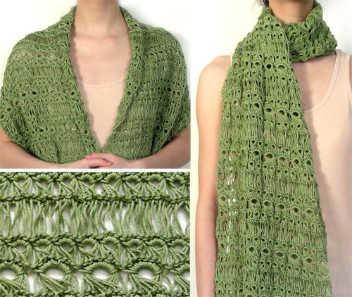 beautiful crochet pattern