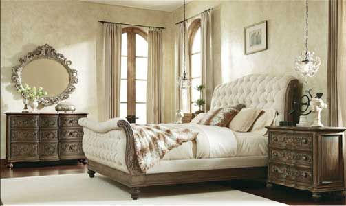 Jessica mcclintock by american drew 39 the boutique collection 39 collection sleep well - Jessica bedroom set ...