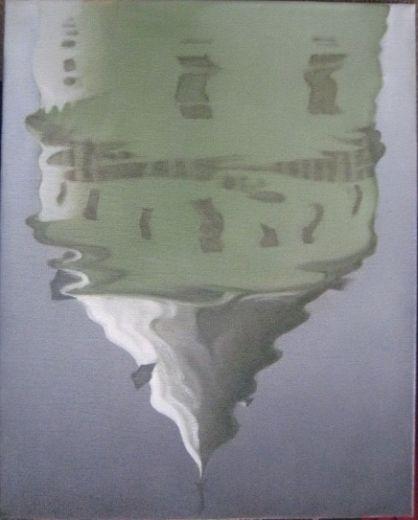 Reflectie Bruultoren - Kunst In Huis kunstuitleen