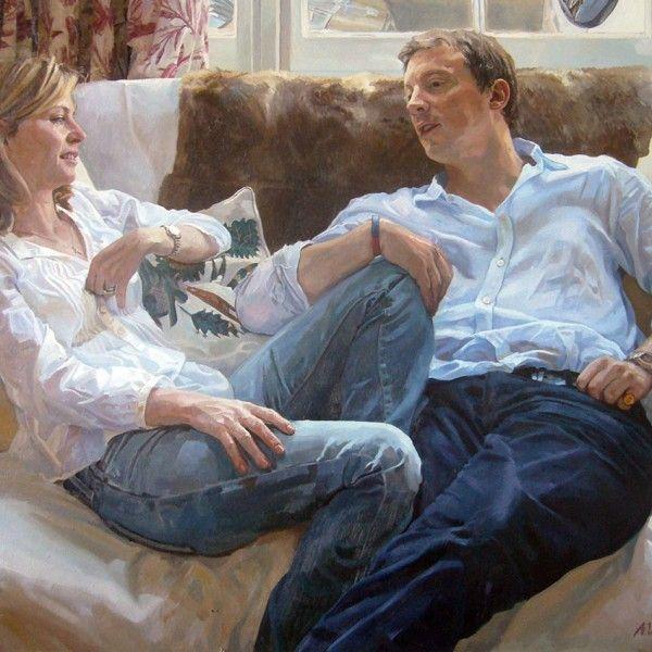 Alastair Adams 'Tom & Dominie Newton-Dunn'