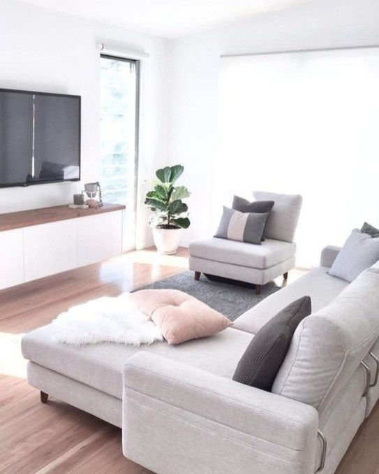 Affordable Apartment Living Room Decorating Ideas 27