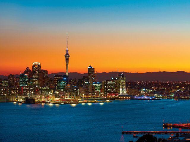 Noua Zeelandă luna de miere de turism