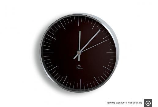 TEMPUS B1 Wall Clock