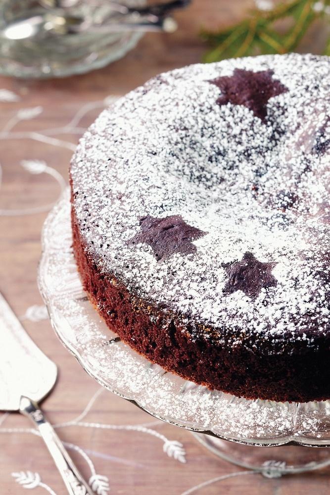 Piparimudcake | K-ruoka #joulu #kakku