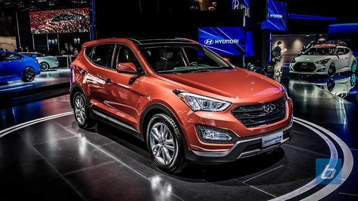 Hyundai Santa FE 2014 Limited