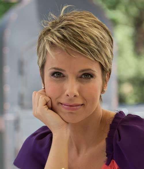 Very Short Pixie Hair 2015