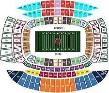 Up for sale are FOUR tickets to the Chicago Bears vs. Philadelphia Eagles game on Monday, September 19th at Soldier Field.Tickets are located in Secti... #tickets #eagles #philadelphia #bears #chicago